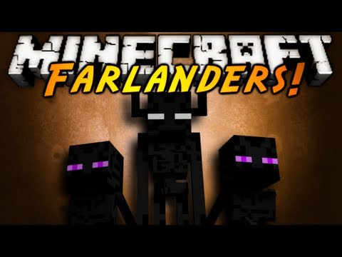 The Farlanders Mod Minecraft 1.4.6
