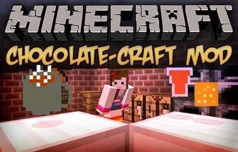 Chocolate Mod Minecraft 1.4.6
