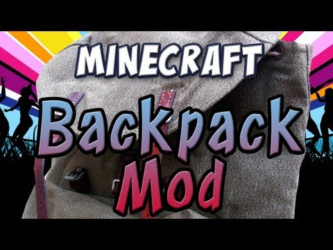 Backpack Mod Minecraft 1.4.6