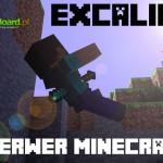 Excalibur Najlepsza Bron w Minecraft