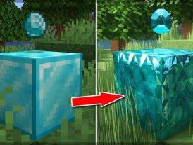 Rozbudowany texturpack w Minecraft